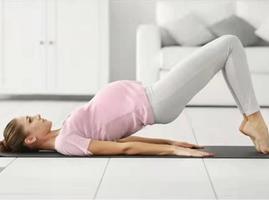 孕妈孕期形体管理——瑜伽指导