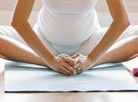 【孕妇瑜伽活动】两场时间可选